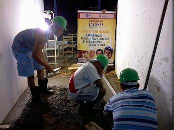 CURSO ARTÍFICE DA CONSTRUÇÃO CIVIL - PEDREIRO