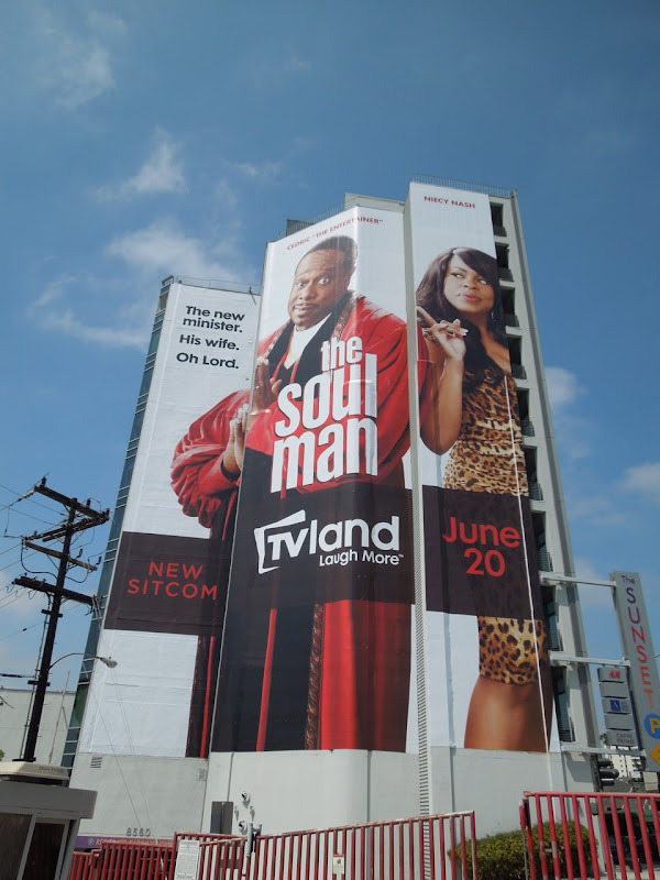 Soul Man billboard