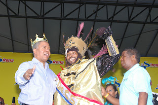 Miles de personas disfrutaron del Carnaval en SDN