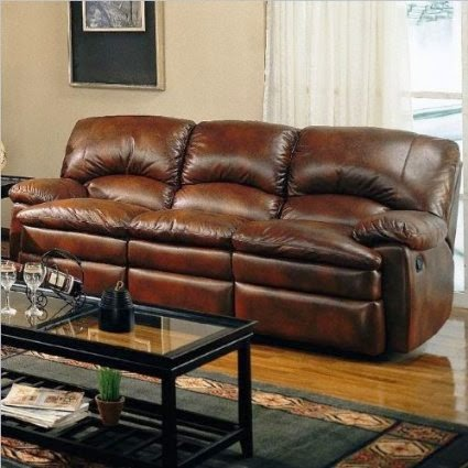 The Best Reclining Leather Sofa Reviews: Leather Recliner Sofa Sale Uk