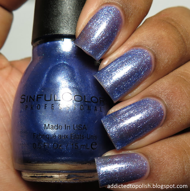 sinful colors ice blue