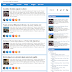 Share Template Simple Flat (Phẳng) cực Đỉnh cho Blogspot