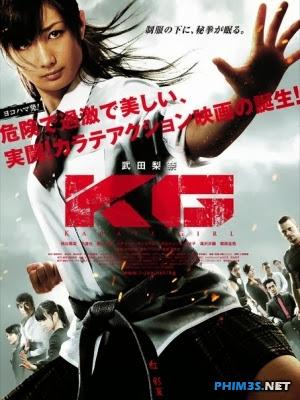 Cô Gái Karate Karate Girl