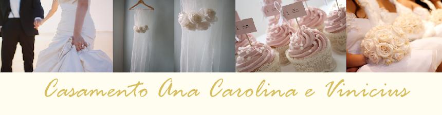 Casamento Carol e Vinicius