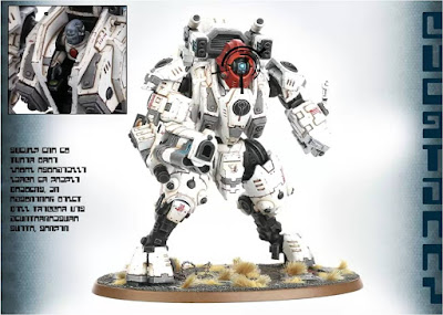 Novedades de Games Workshop: XV95 Ghostkeel