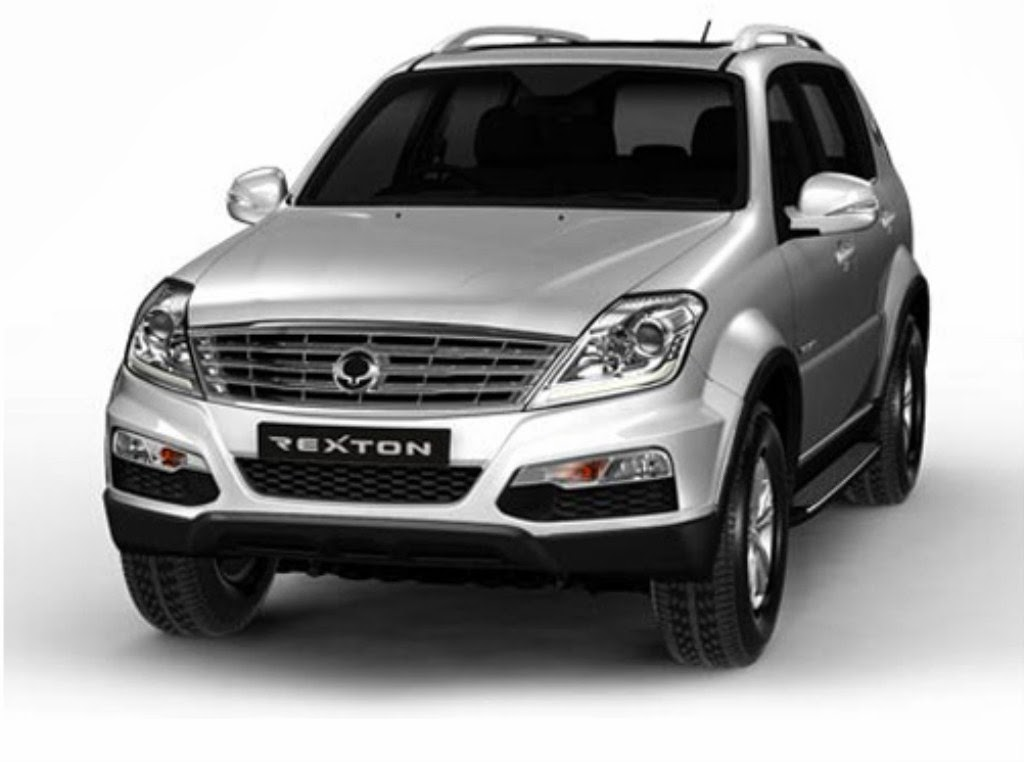 2014 Mahindra SsangYong Rexton - Best Prices Globe In The ...