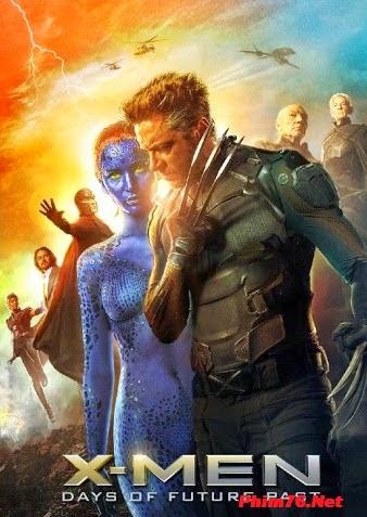 X Men: Ngày Cũ Của Tương Lai - X Men: Days Of Future Past