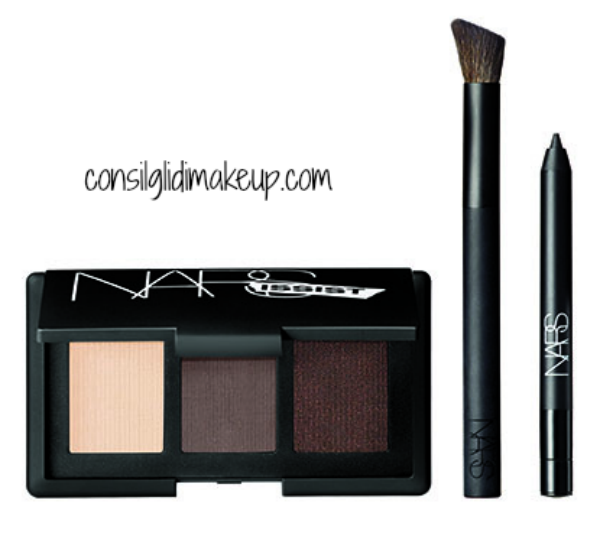 gifting set narsassist smoky eye kit nars primavera 2015