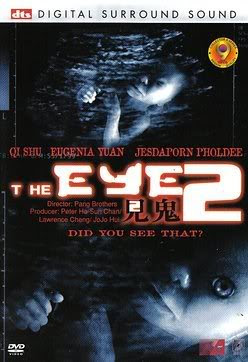The eye 2 (2004) Español