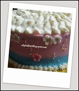 kek harijadi cantik