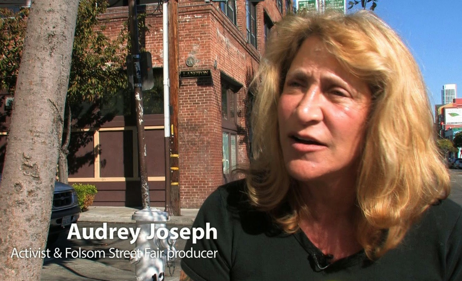 folsom street Mr Smiles It's the Audrey Joseph Entertainment Award given to an outstanding  community leader who has used artistic expression to advance the LGBT  agenda, ...