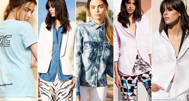Moda primavera verano 2016. Kosiuko primavera verano 2016. Ropa de moda 2016.