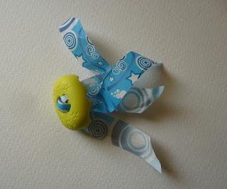 regalo de huevos Kinder Sorpresa badminton verde