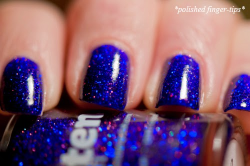 "Smitten Polish ""Imperio"" - artificial light"