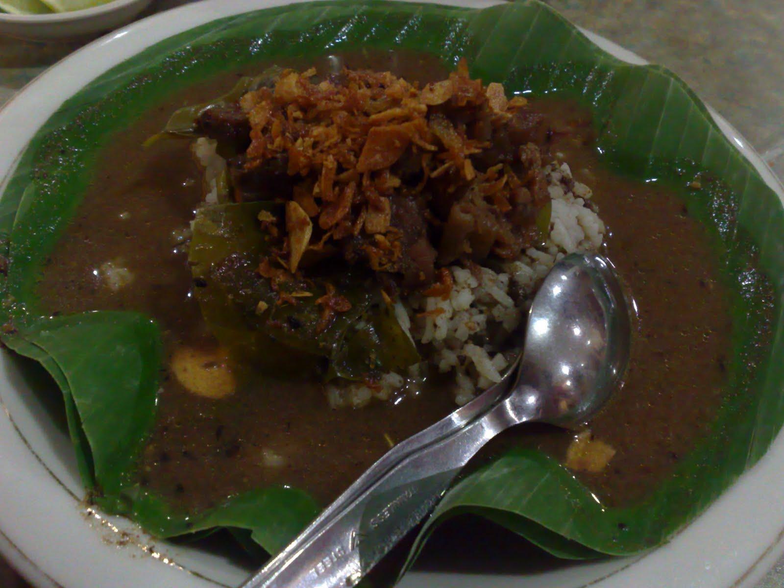 [NSKN]List Resep Kuliner Nusantara Nasi-pindang