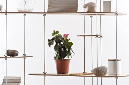 decorative shelves