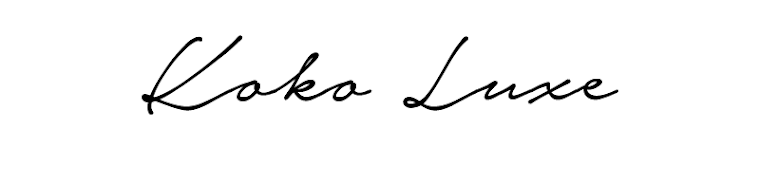 Koko Luxe | UK Fashion, Beauty and Lifestyle Blog by Rachael Jane
