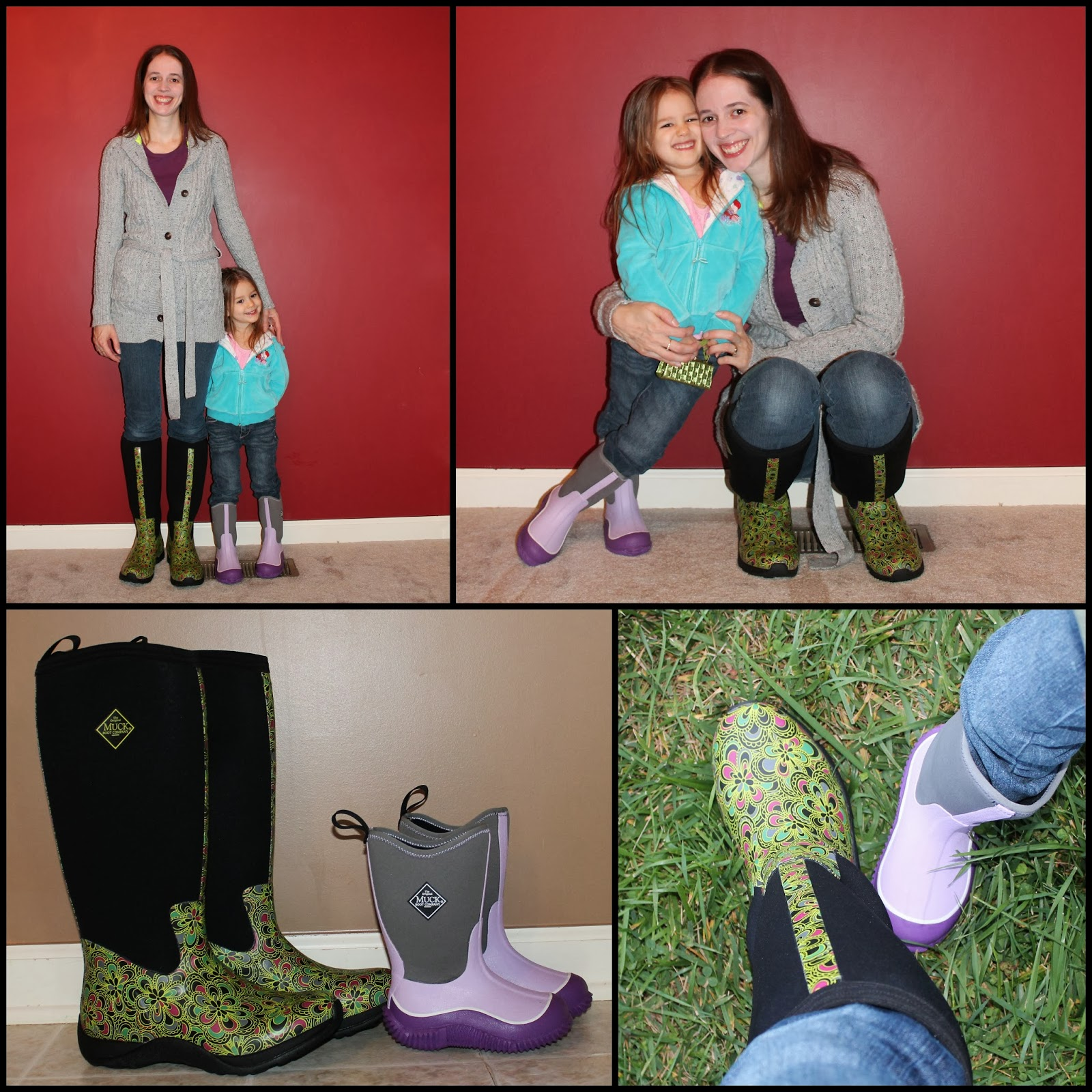 Muck Boots - Ready For Any Weather KidsHale MuckBoots - Thrifty
