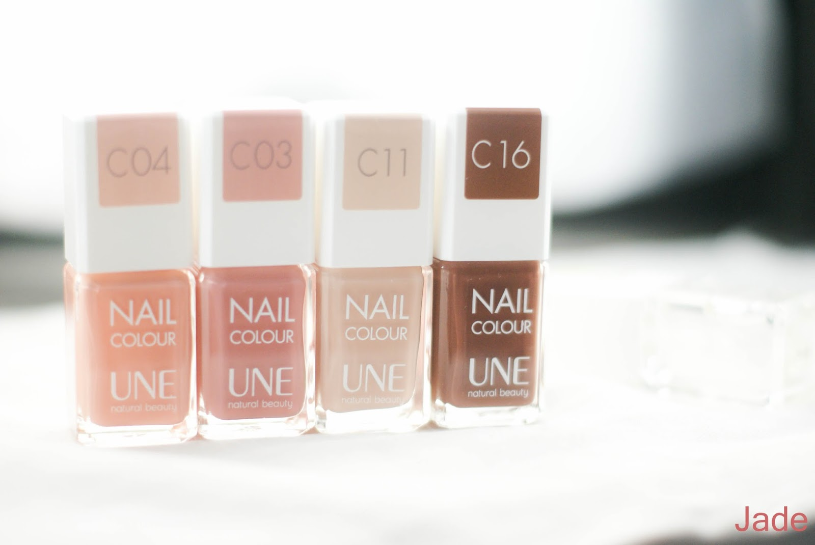 nouvelle collection vernis une beauty