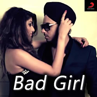 Bad Girl Lyrics - Singhsta