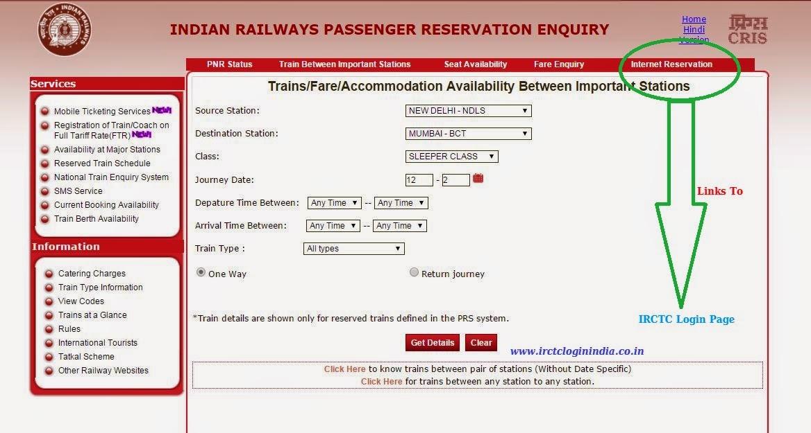 indianrail.gov.in