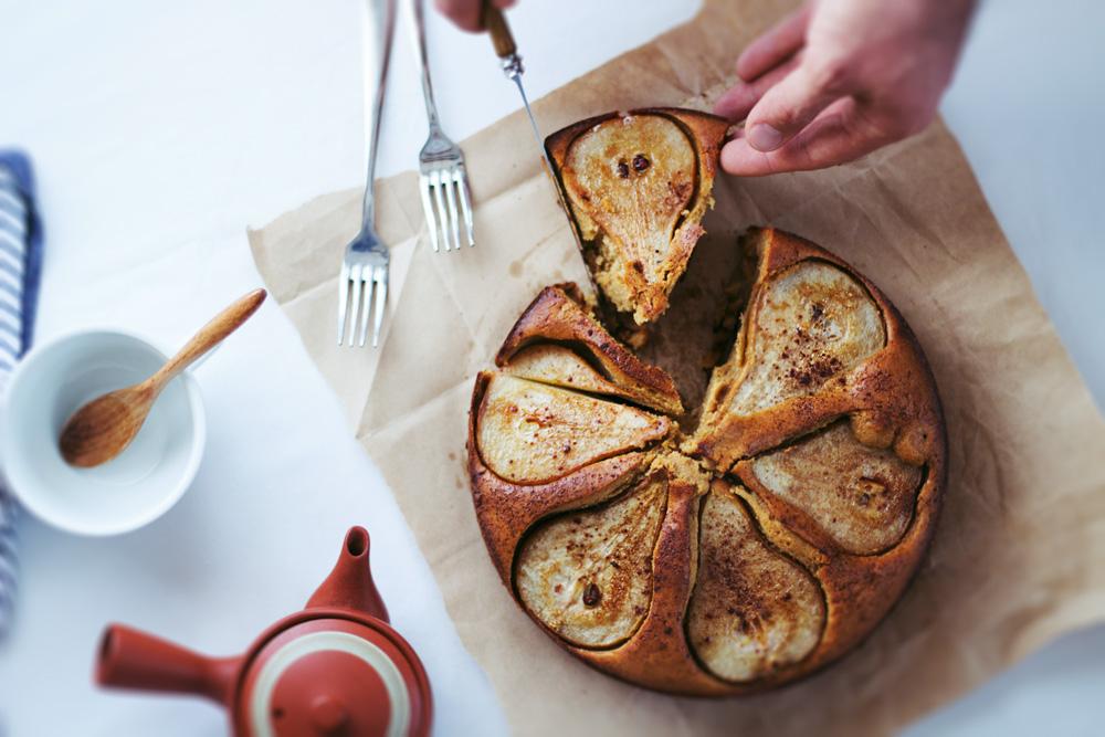 easy cake, gluten free, copyright aldentegourmet blog