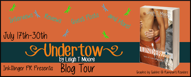 Undertow Blog Tour and Giveaway