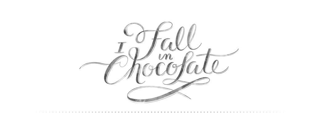 I Fall in Chocolate
