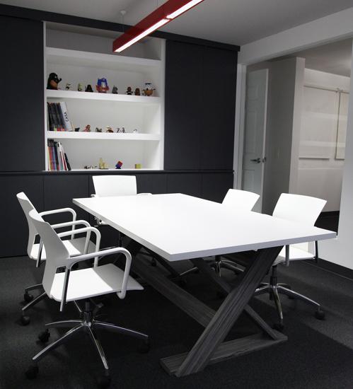Podio oficinas iq arquitectura for Arquitectura de oficinas