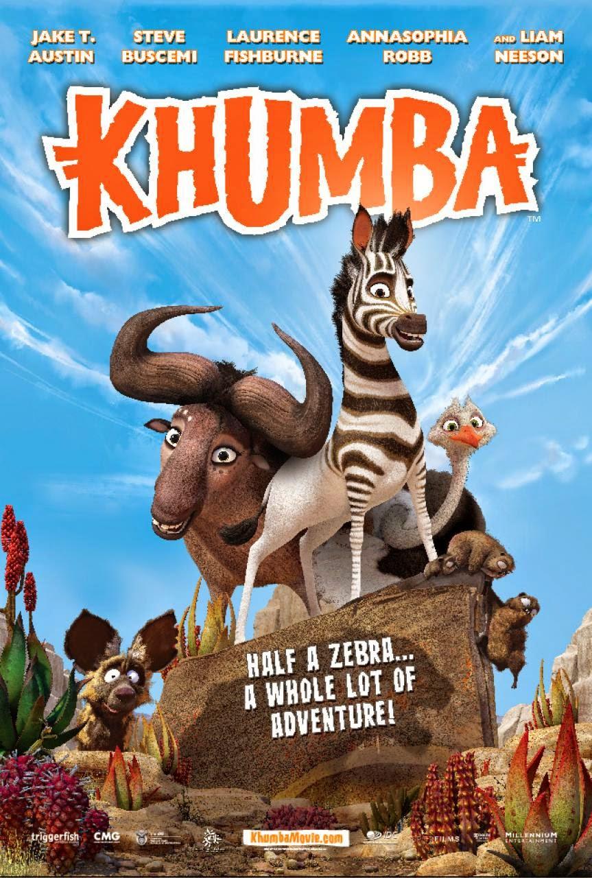 Khumba (2013) Poster