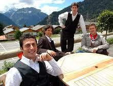 Con parte de la Verbier Festival Orchestra para jóvenes talentos