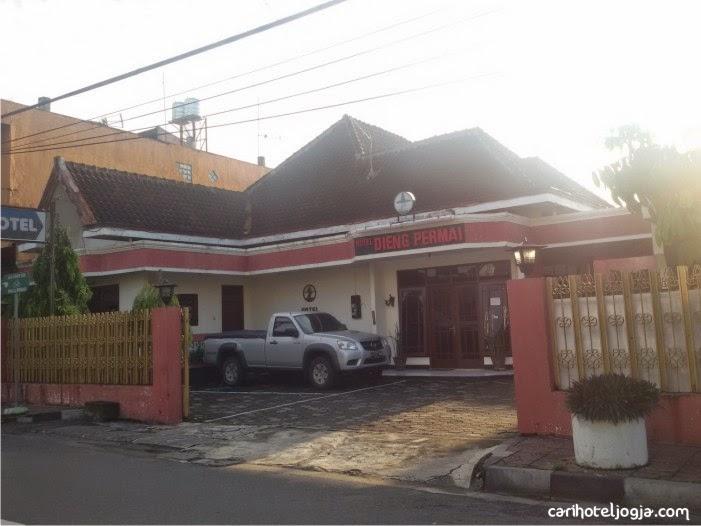 Hotel Murah Dieng Permai Jogja