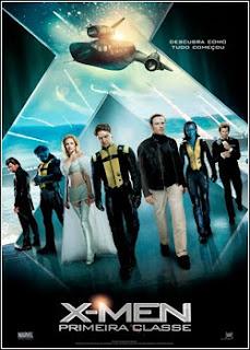 X-Men: Primeira Classe - Dual