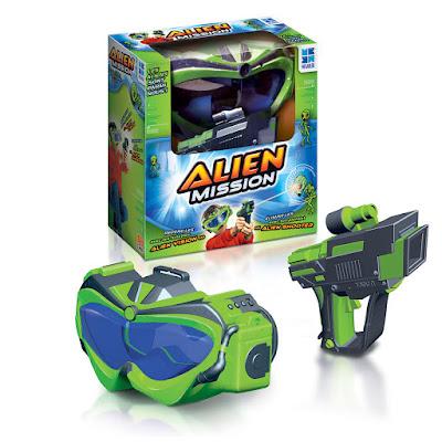 guide, jouets, jeux, noel, 2015, idées, cadeaux, Alien mission, megableu
