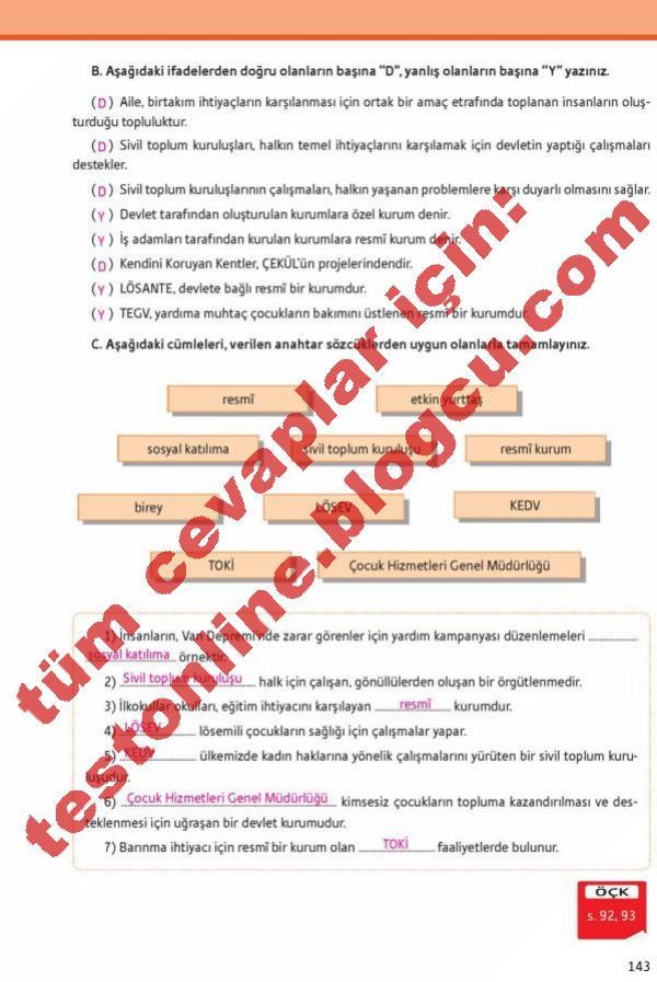 143sayfa-5.sinif-sosyal-bilgiler-derskitabi-cevaplari