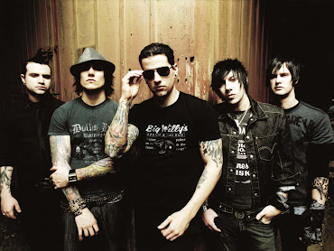 #1 Avenged Sevenfold Wallpaper