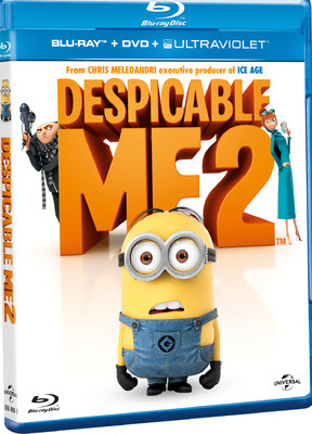 Despicable Me 2 2013 720p BluRay