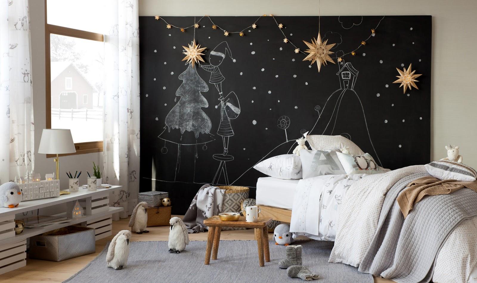 interior relooking: come arredare casa a natale: idee da copiare - Arredare Casa Natale Foto