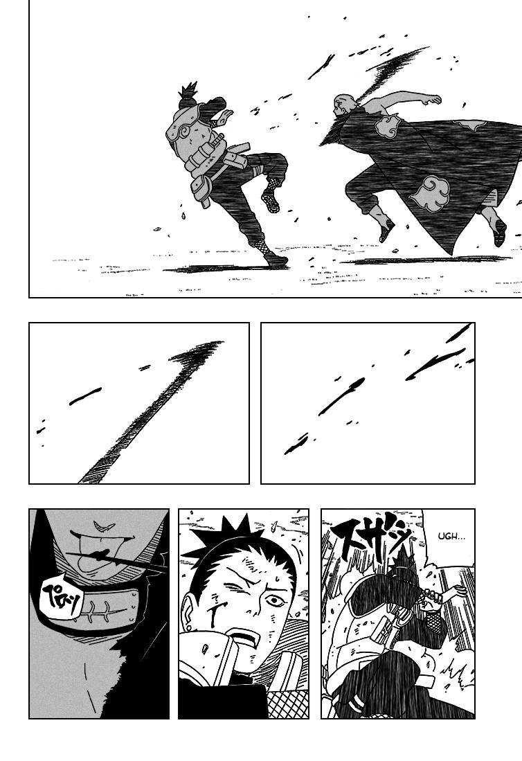 Naruto Shippuden Manga 336
