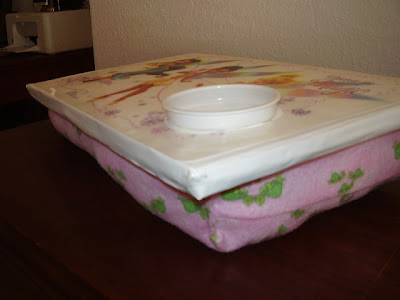Rise Above Your Limits Homemade Lap Desk For Kids