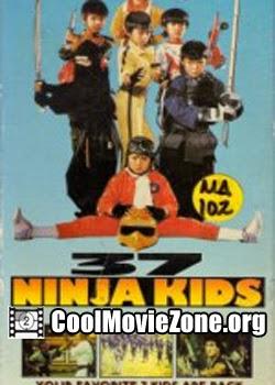 37 Ninja Kids (1982)