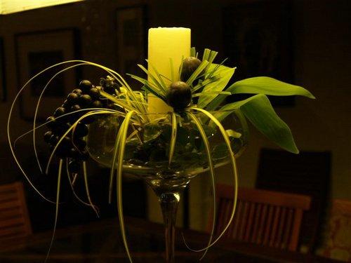 Decoraciones jennifer arreglos florales - Adornos mesa de centro ...