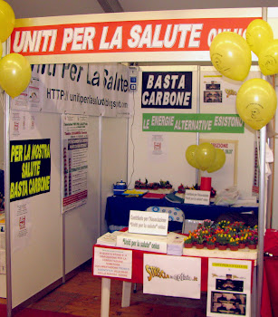 UNITI PER LA SALUTE ALL' EXPO SAVONA 2011:le nostre preoccupazioni e il nostro impegno.