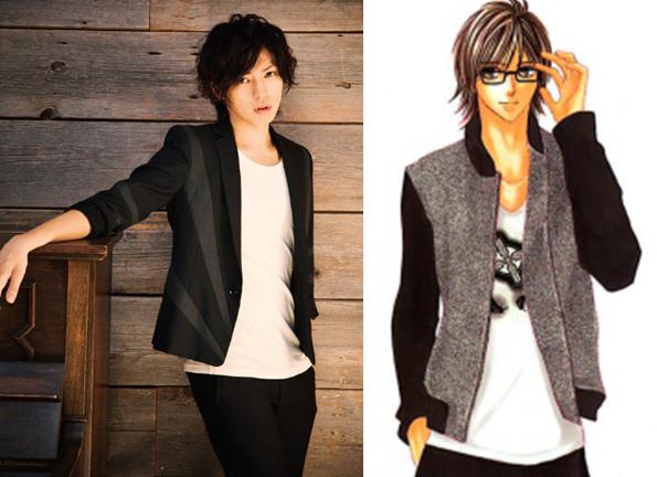 Ren Kiriyama sebagai Wataru Sanjo