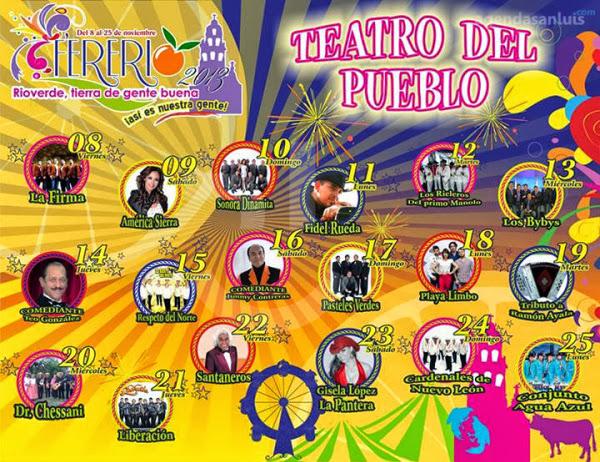 Feria Río Verde 2013 San Luis potosí