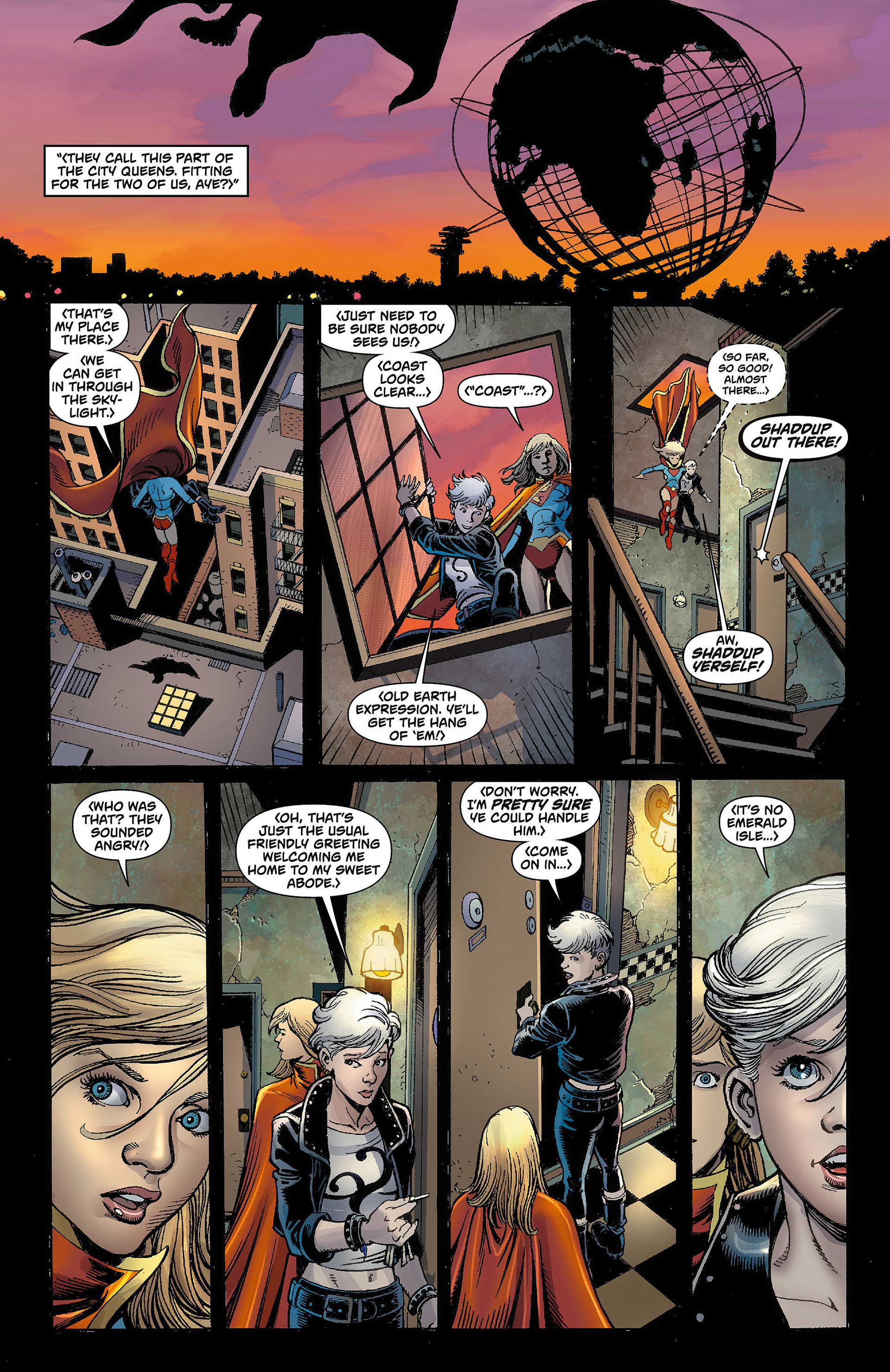 Supergirl (2011) Issue #8 #10 - English 11
