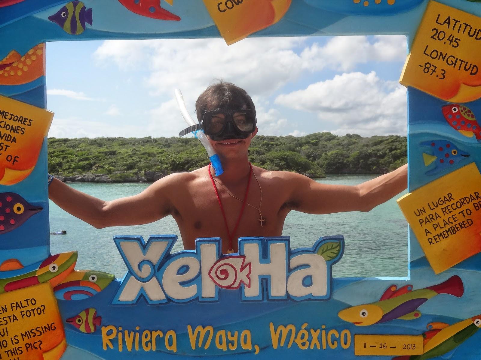 parque xel-ha - cancún - riviera maya