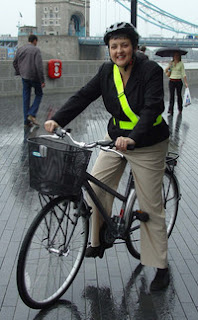 Photo of Val Shawcross on lambethcyclists.org.uk