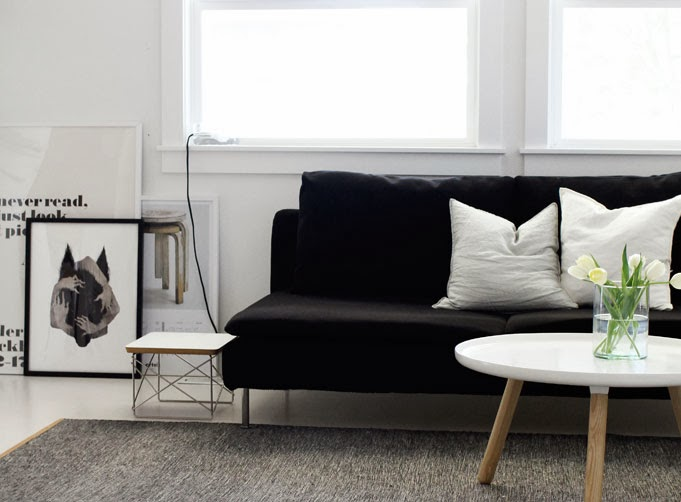 Ikea ps sovesofa