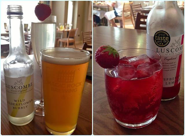 Eric's Restaurant, Huddersfield - Drinks